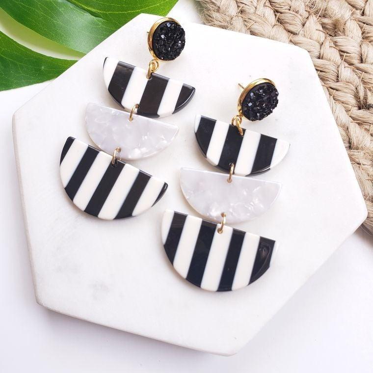 Bailey Acrylic earrings
