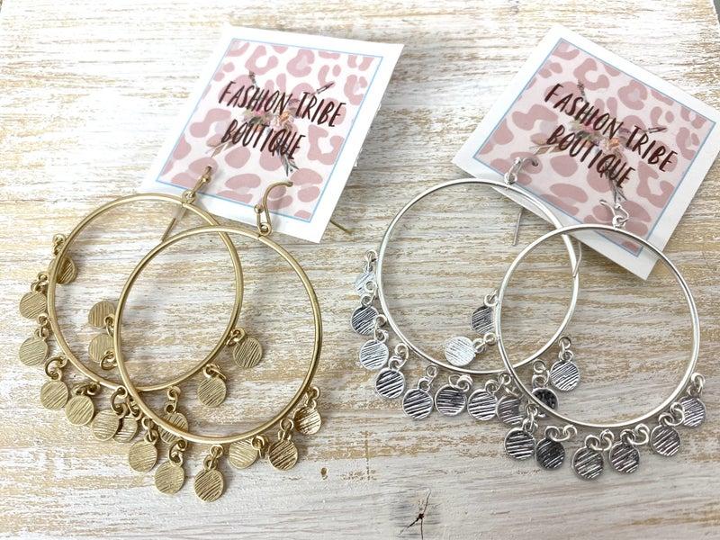 Hoop Haven Earrings