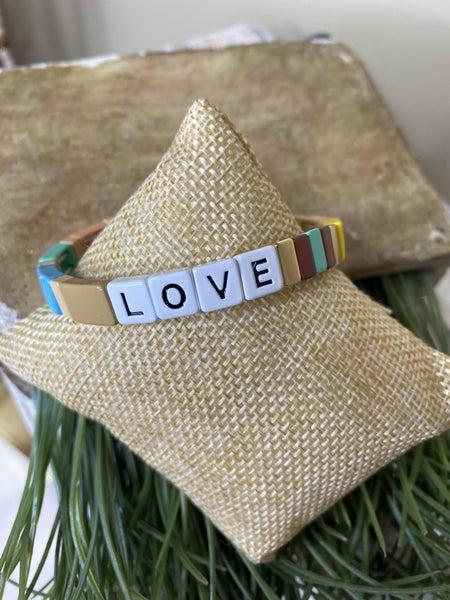 Love Letters Bracelet