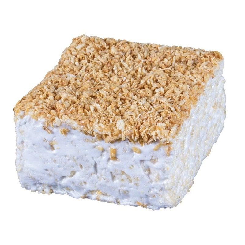 Toasted Coconut Marshmallow Treat