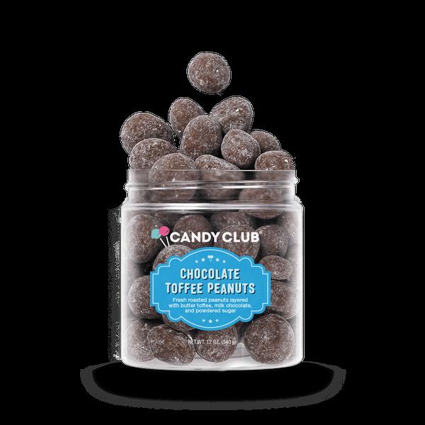 CANDY CLUB Chocolate Toffee Peanuts