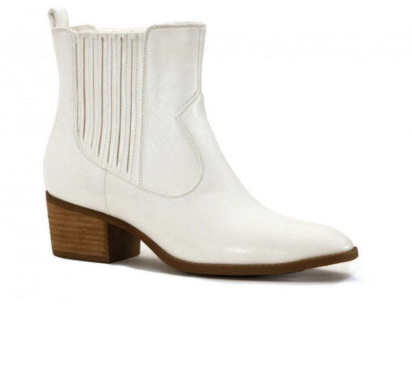 Starboard White bootie