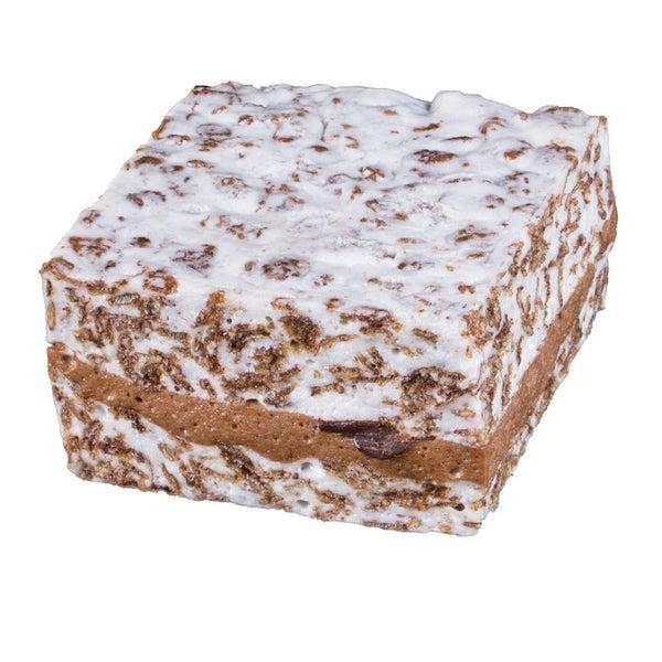 Cocoa Concoction  Marshmallow Treat