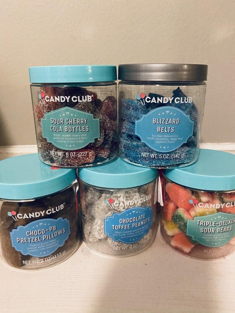 CANDY CLUB  Be My Sweetheart Gummies