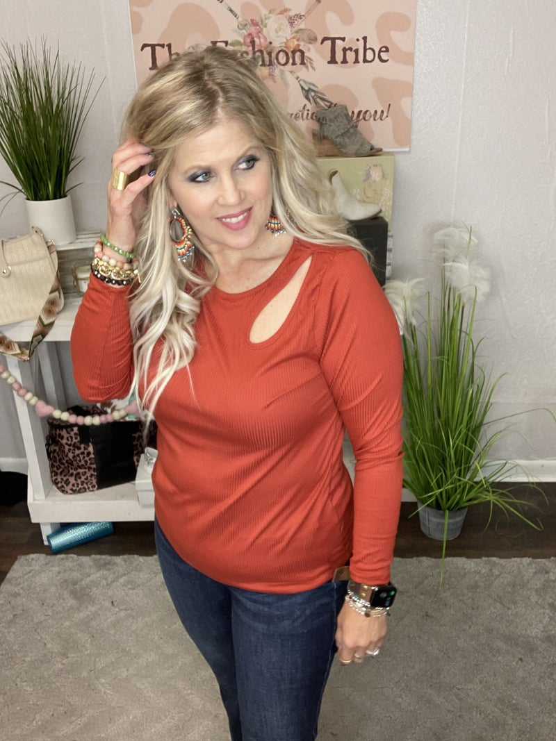 Knot your average top from White Birch