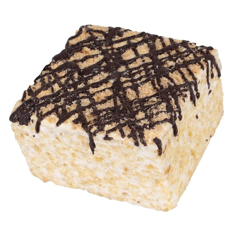 Chocolate Toffee Crunch Marshmallow Treat