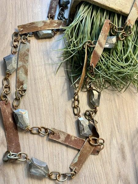 Handmade Vintage Necklace
