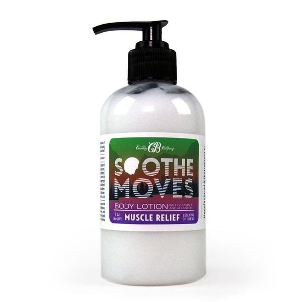 Soothe Moves  Muscle Relief Lotion