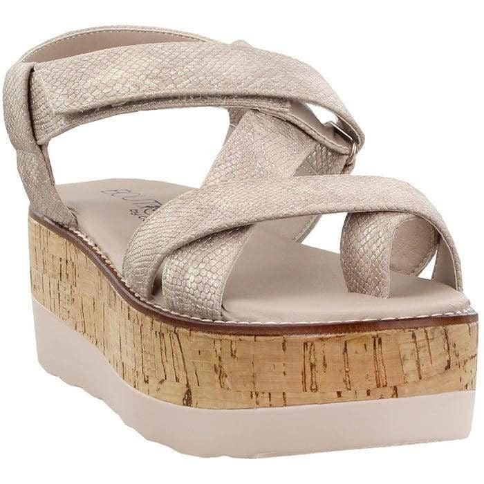 Corkys Oro Champagne sandal
