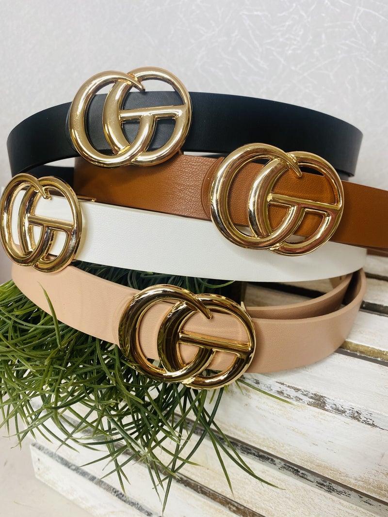 Designer Inspired Belts