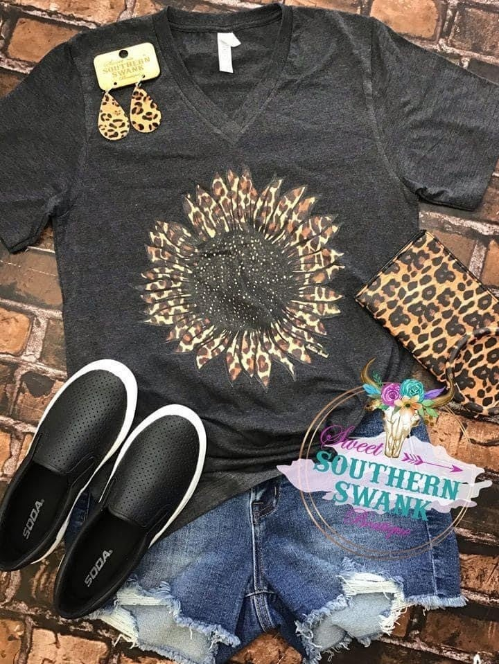 RESERVE - Leopard Sunflower