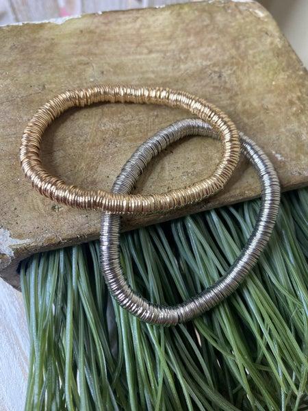 Metal Spacer Bracelet