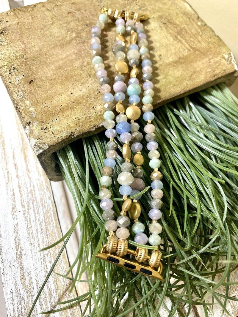 Pastels for Spring Tech Bracelet