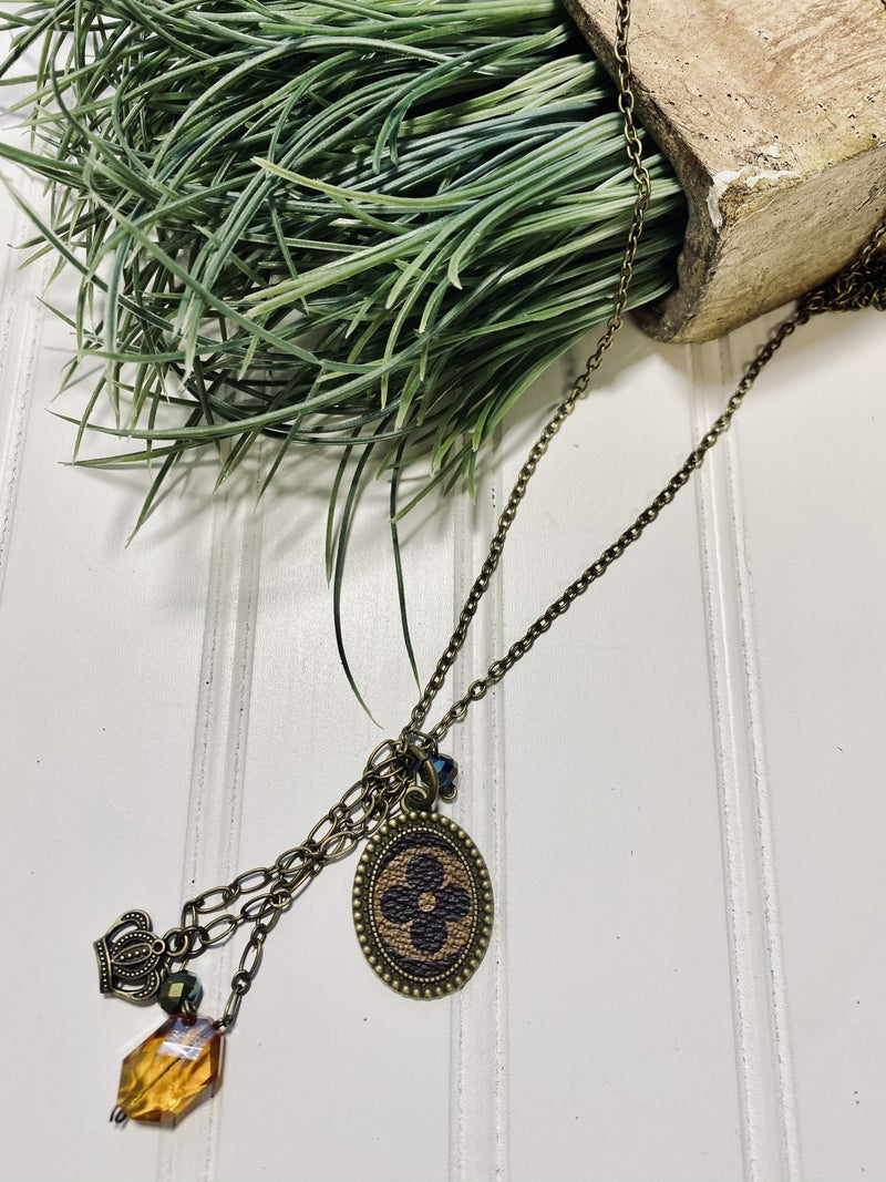 Upcycled Necklace Pendants