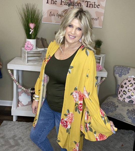 Dolly Rose Kimono