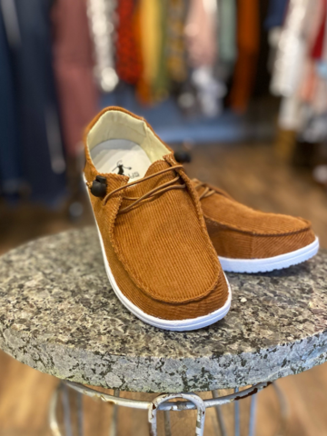 Easy Living Corduroy Slip on By Corkys