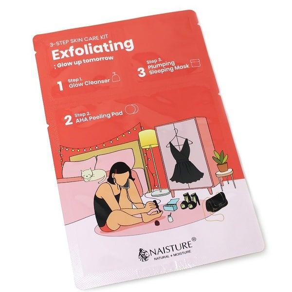3 step Exfoliating Kit