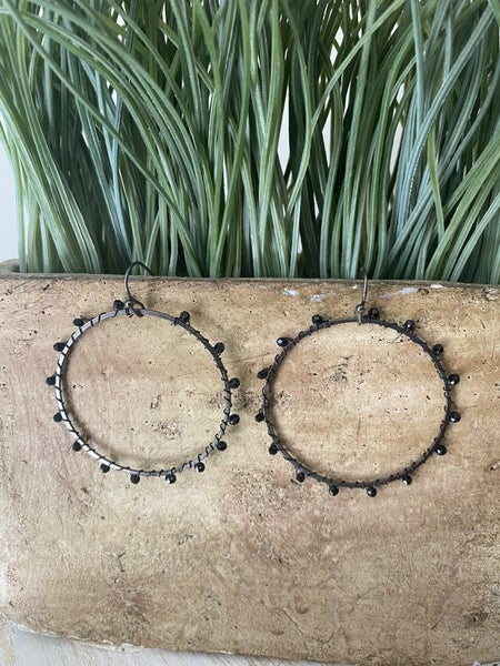 Galaxy wired hoops