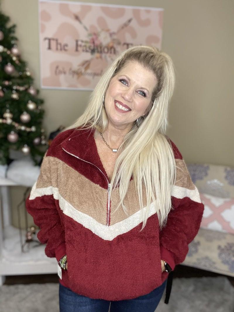 Luxurious Half-Zip Pullover
