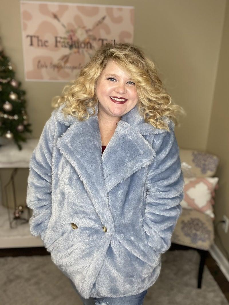 Tiffany fur coat