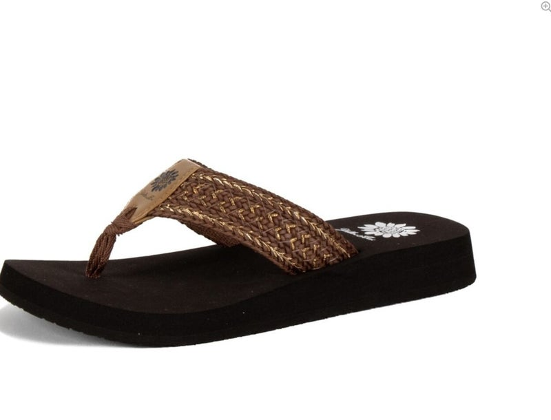 Fausto  flip flop by Yellowbox