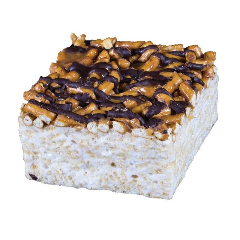 Pretzel Surprise Marshmallow Treat