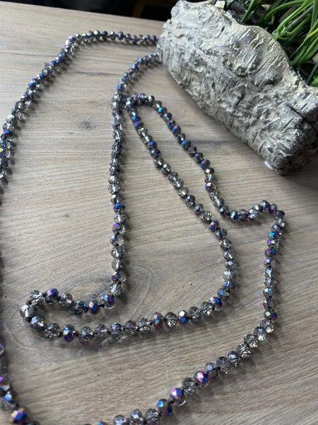 Mermaid Beaded necklace