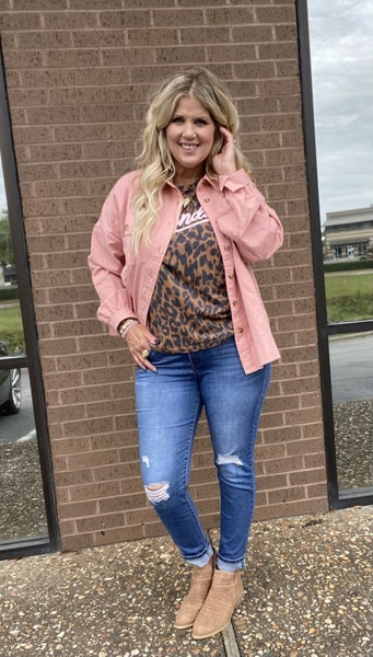 Pinkie jacket