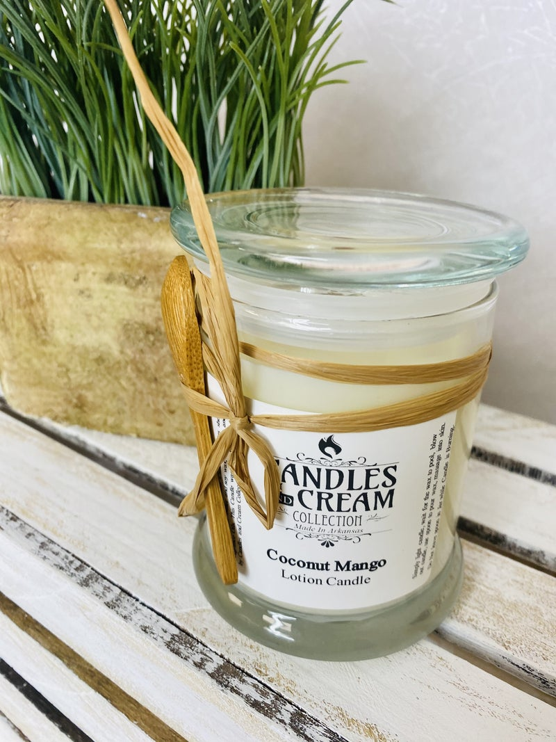 Lotion Candle