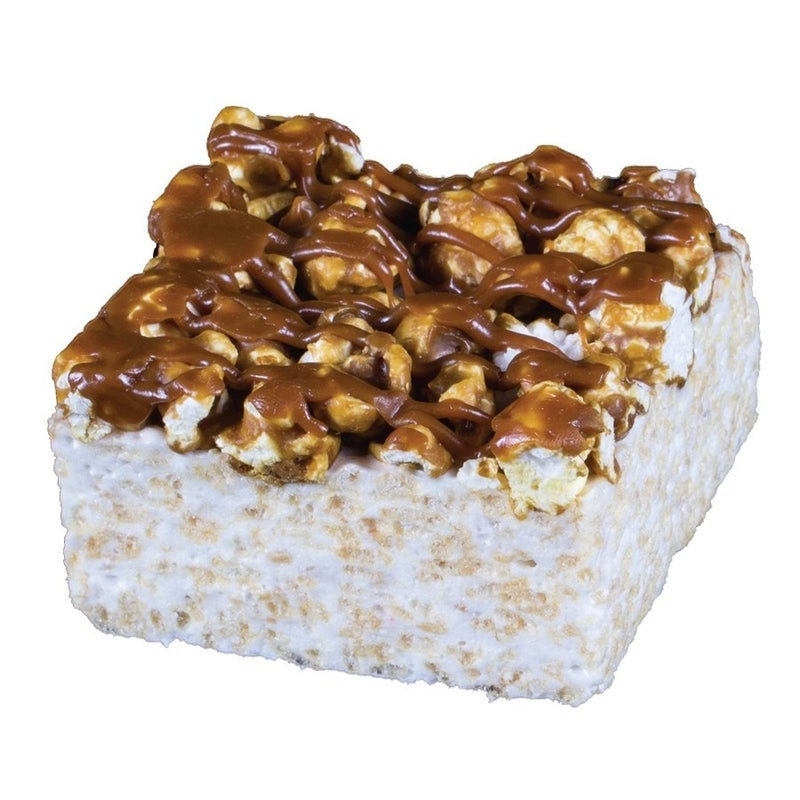 Popcorn Crunch Marshmallow Treat