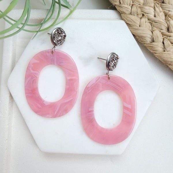 Sloan Acrylic earrings