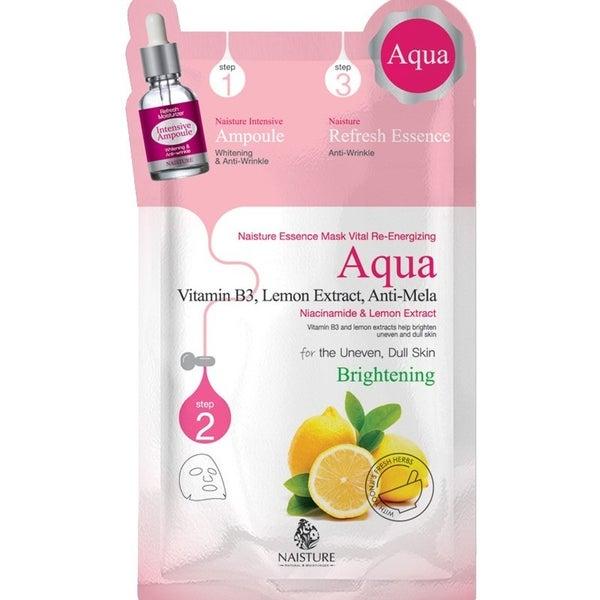 Aqua 3 Brightening Mask