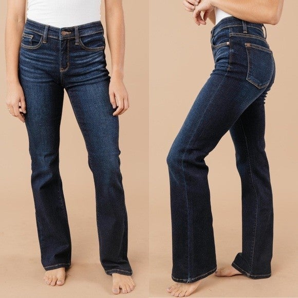 The Emma Bootcut Jean by Judy Blue