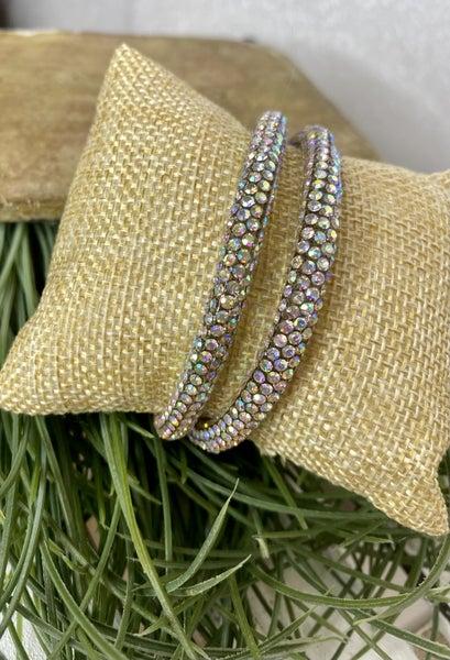 Crystal Bling Magnetic bracelet