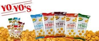 Savory Snack Crackers