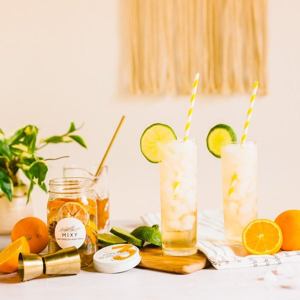 Mixy Cocktail Mixer Sundance (Classic Orange Margarita)