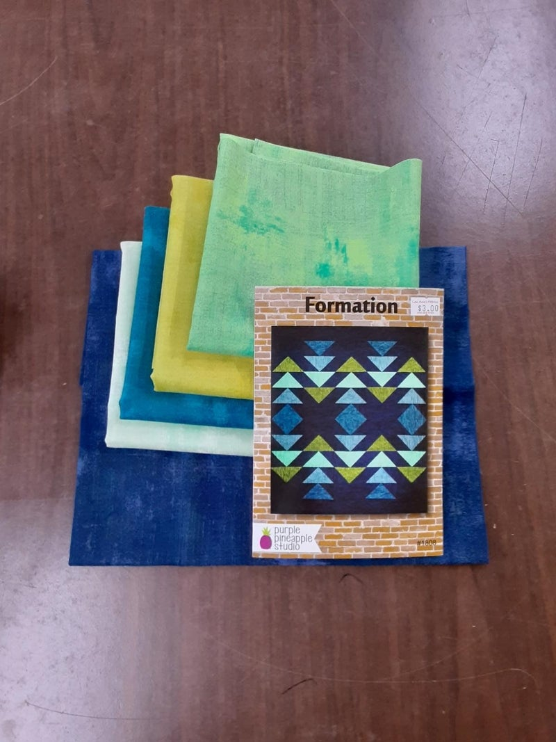 """Formation Kit 60"""" x 72"""""""