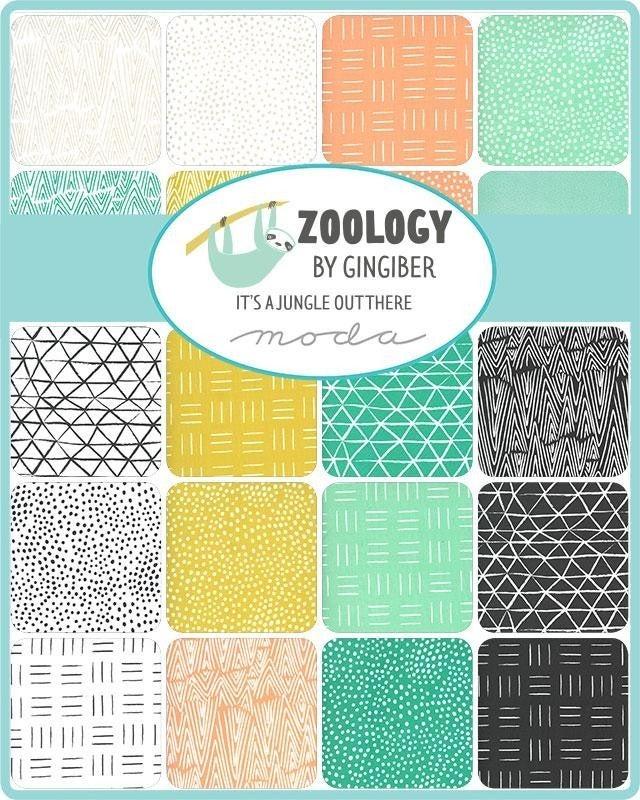 Zoology Layer Cake