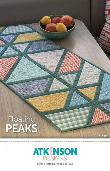 Floating Peaks Pattern