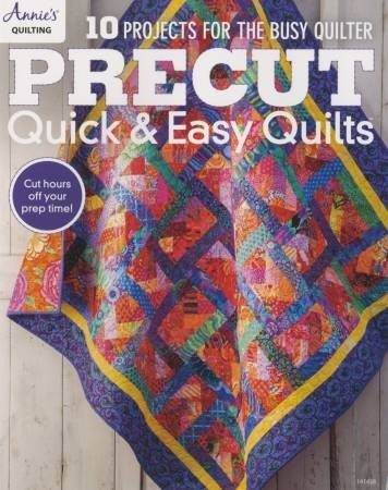 10 Projects Precut Quick and Easy Book