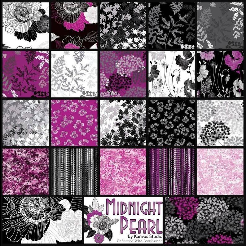 Midnight Pearl Strip Set