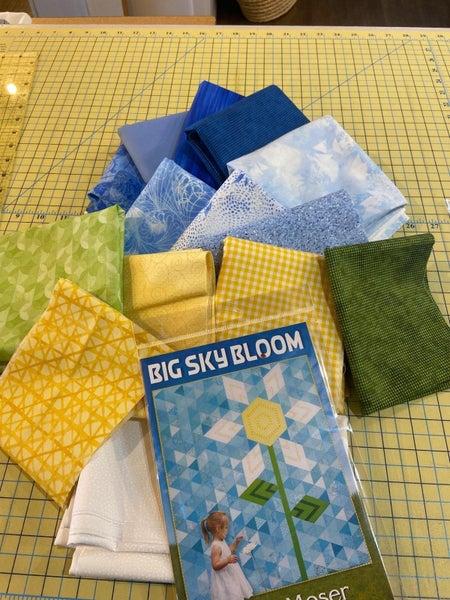"""Big Sky Bloom Kit 62"""" x 73"""""""