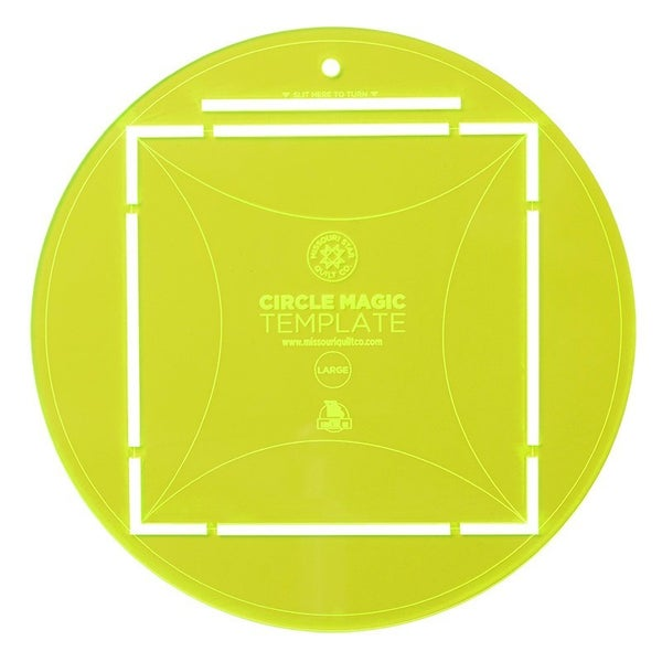 Circle Magic Template 10