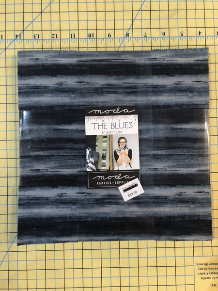 "The Blues Layer Cake 10"" squares"
