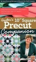 """Quilter's 10"""" Precut Companion"""
