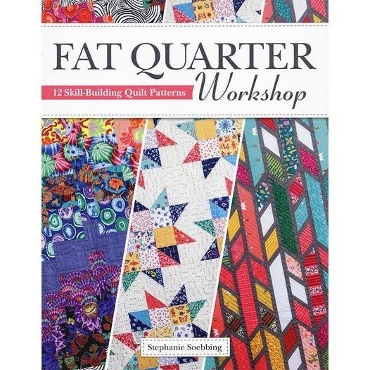 Fat Quarter Workshop Book