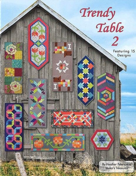 Trendy Table Runner 2 book