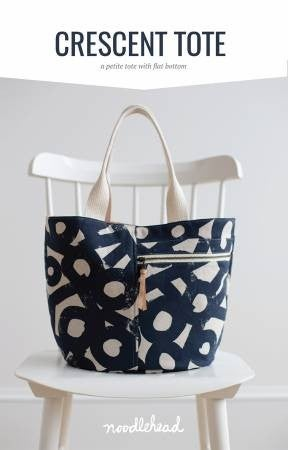 Crescent Tote Pattern