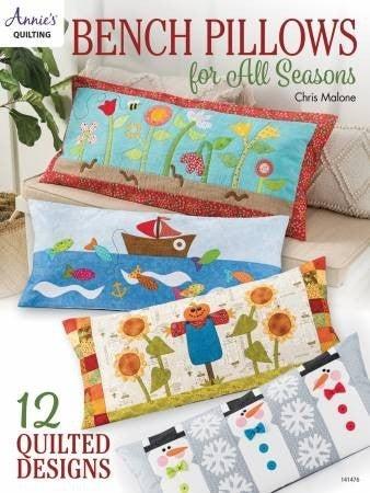 Bench Pillows Book - Annie's