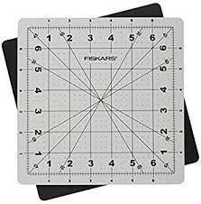 """Fiskars Rotating Cutting Mat 8"""" x8"""""""